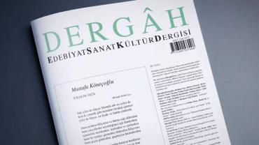 Dergâh Dergisi-326. Sayı
