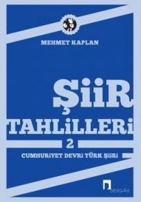 Şiir Tahlilleri 2 Cumhuriyet Devri