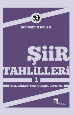 Analyses of Poems 1 From Tanzimat to the Republican Era